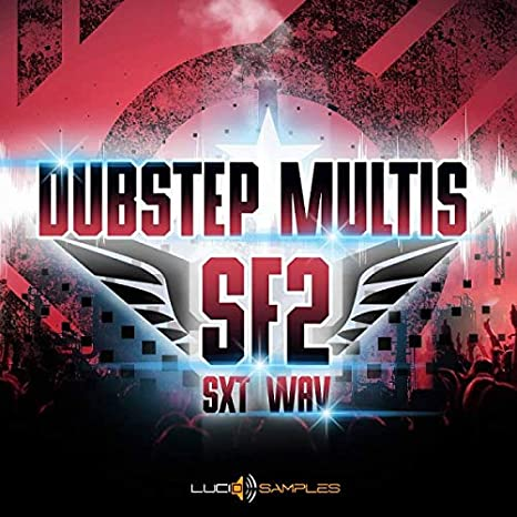 Amazon com: Dubstep Multis - 26 Dubstep Hard Bass Soundfonts or SXT