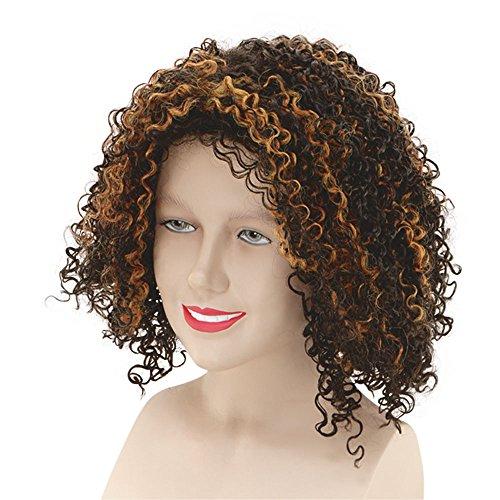 Bristol Novelty BW066 Mel B Scary Spice Wig, One Size