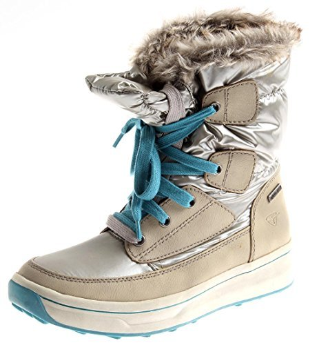 Tamaris 1-26227 Ladies Winter Boots Snow-Boot Winter Shoes Duo-Tex Silver 2.te Selection 1j0SUwzS
