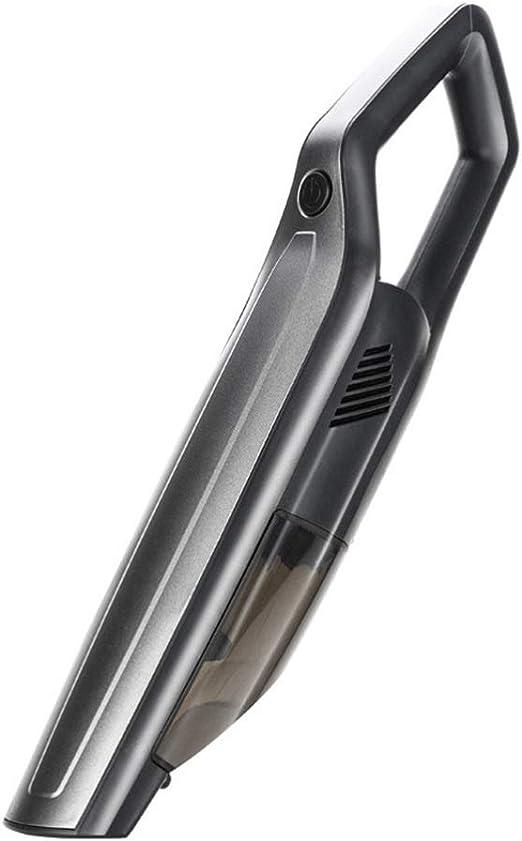 Opinión sobre Wakauto Aspiradora de Coche de Mano Inalámbrica de 12 V Mini Aspiradora de Mano Recargable con USB Portátil Filtro Hepa para Aspiradora en Seco Y Húmedo para Limpieza de Coches Domésticos