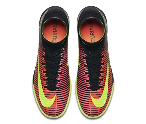 da Proximo Naranja Arancione Vlt IC Scarpe blk Blst Uomo Crimson Nike Calcio Total pnk Mercurialx II 5xTXqAz