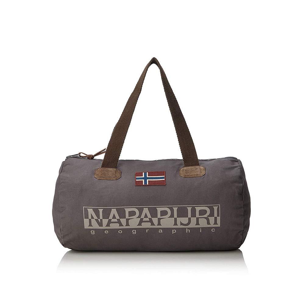Napapijri Bags Sac de Sport Grand Format, 60 cm, 48 liters, Gris (Volcano) N0YGOR