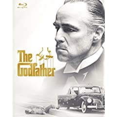 The Godfather Movie Series on Blu-ray