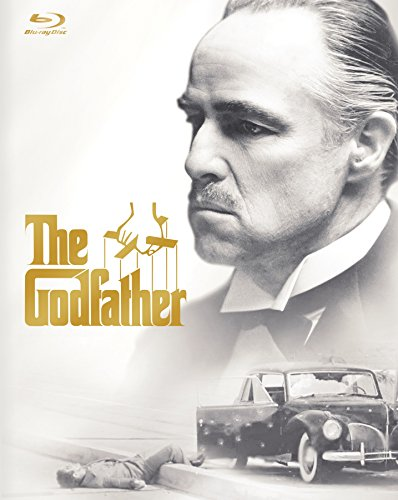 Blu-ray : The Godfather (Anniversary Edition, Widescreen, Amaray Case)