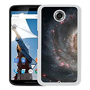 New Beautiful Custom Designed Cover Case For Google Nexus 6 With Whirlpool Galaxy (2) Phone Case