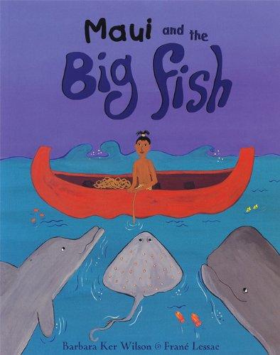 Maui and the Big Fish