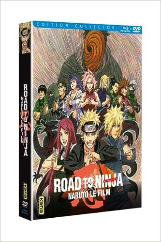 Naruto - Le Film : Road to Ninja [Blu-ray]: 3309450037985 ...