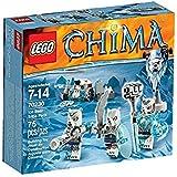 LEGO Legends of Chima - El Dientes de Sable de Sir Fangar
