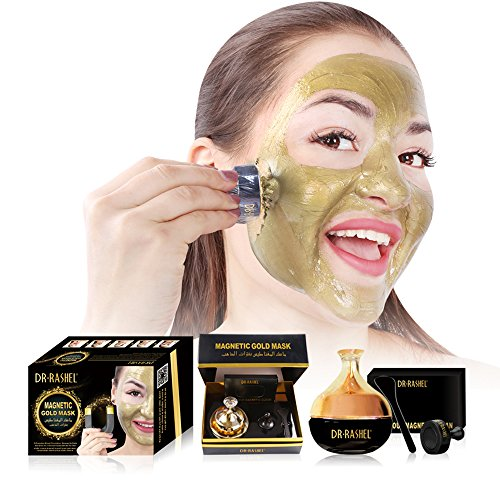 DR.RASHEL Magnetic Gold Mask Collagen Facial Masks Skin Care Whitening Moisturizing