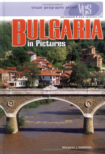 Download Bulgaria In Pictures (Visual Geography Series) pdf