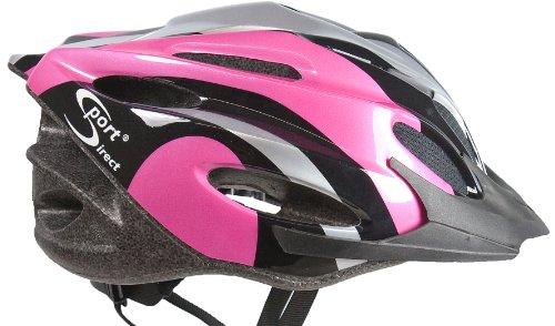 fahrradhelm pink
