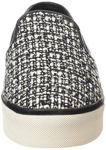 Carvela Limpid Damen Knöchelfreie Sneaker Black (Black/Comb)
