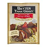 Better Than Gravy Gravy Mix Beef, 1 Ounce (Pack of 12)