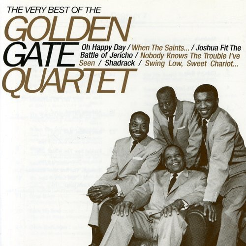 Very Best of by Golden Gate Quartet