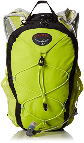 Osprey Packs Rev 6 Hydration Pack, Flash Green, Small/Medium