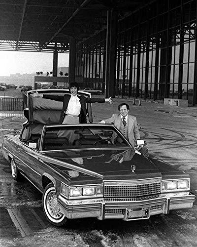 1979 Cadillac Le Cabriolet Hess Eisenhardt Convertible Factory Photo