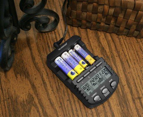 La Crosse Technology BC700-CBP Alpha Power Battery Charger by La Crosse Technology (Image #6)