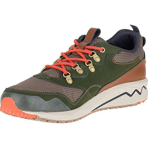 Shoe5 10 AU Stowe Green 5 Size Shoes Merrell 2017 Rosin gWqt1gZf
