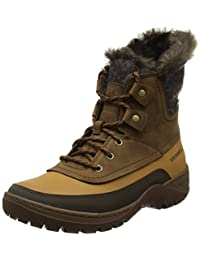 Merrell Women's SYLVA MID LACE WTPF Ankle Boots