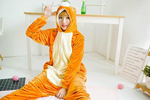 Usura Deed Ispessimento One Costume Svago figura Peluche Adult s Animale Inverno Di Cosplay Pigiami Unisex Piece vxrgPWwBvq