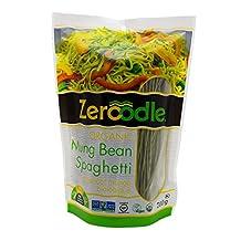 Zeroodle Organic Mung Bean Spaghetti, 200g.
