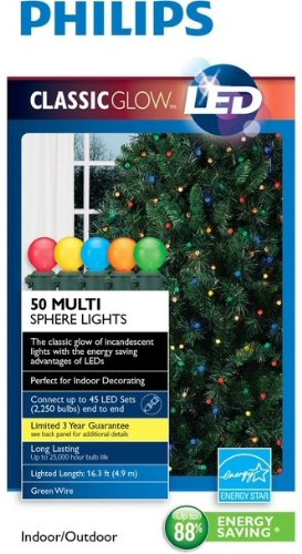 Philips Christmas Lights