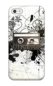 High-quality Durability Case For Iphone 5/5s(music Art )