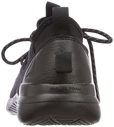 Zapatillas de Wht Deporte Cardio 000 para Black Reebok Mujer Motion Negro EqwpOnxxzU