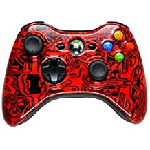 RED PACK A PUNCH 5000 + Modded Xbox 360 Controller Hydro Dipped Mod with Rapid Fire / Jitter / Quick Scope / Sniper Breath / Drop Shot / Jump Shot / Auto Aim / Quick Aim / Burst / Akimbo / Mimic / Adjustable / Adjustable Burst / Auto Burst / Dual Trigger and more! For COD Ghosts / MW1 / MW2 / MW3 / Black Ops 1 / Black Ops 2 / WAW / Gears of War Series / Halo Series / GTA / BF and more! 5500
