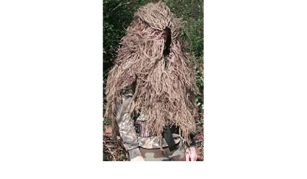 4d83d7eedf900 Amazon.com   Ghillie Back Pack Veil 2x3   Hunting Camouflage Accessories    Sports   Outdoors