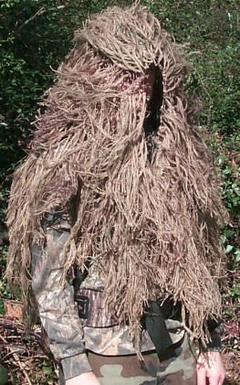 9cfe71275cbde Image Unavailable. Image not available for. Color  Ghillie Back Pack Veil  2x3