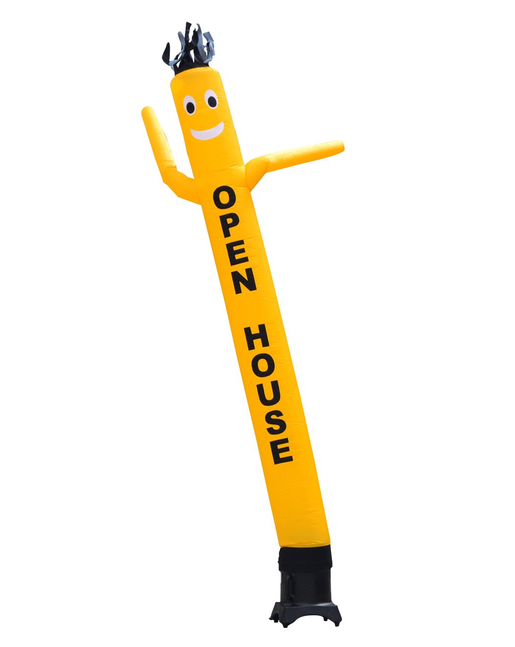 LookOurWay Open House Air Dancers Inflatable Tube Man Attachment, 10-Feet (No Blower) by LookOurWay