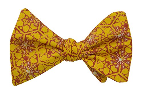 Mo's Bows Bumblebee Bow Tie (Bumble Bee Bow)