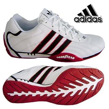 adidas racer low weiß