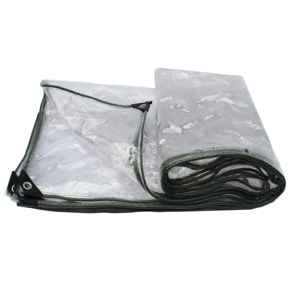 Telo trasparente in PVC Impermeabile antivento freddo finestra balcone telone