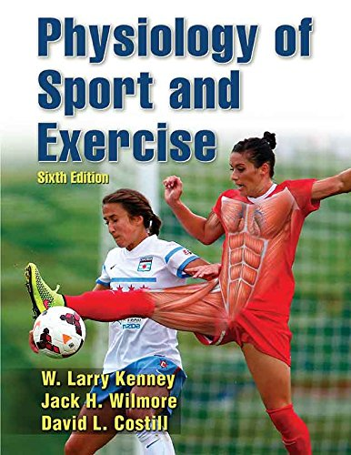 Physiology of Sport and Exercise, 6E Pdf