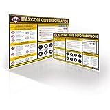 GHS/HazCom 2012: GHS HazCom Information Chart, 18'' x 24''