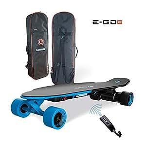 yuneec EGO 2S de longboard Royal Wave + Funda + accesorios eléctrico de longboard S GO 2