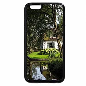 iPhone 6S / iPhone 6 Case (Black) A RESTFULL PLACE IN THE COUNTRY