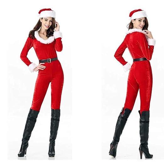 KAIDILA Traje de la Navidad Navidad Regalo Sexy Cosplay ...