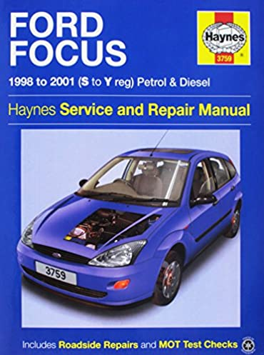 ford focus service and repair manual haynes service and repair rh amazon com Focus 1997 Focus Reunion 1998