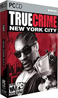 True Crime New York City - PC (B000E127L0) | Amazon price tracker / tracking, Amazon price history charts, Amazon price watches, Amazon price drop alerts