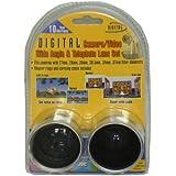 Digital Concepts 37mm TeleandWide Camcorder Lens Kit(KIT1337)