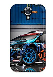 JPxzrcR4612QyaKj Ford Fiesta Pimped Awesome High Quality Galaxy S4 Case Skin