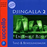 Djingalla 2, Audio-CD