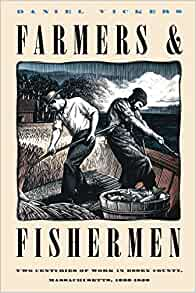 farmers and fishermen by daniel vickers essay Draft - for public website final official syllabus will be in huskyct  60% essay writing assignments:  daniel vickers, farmers and fishermen chapter 4.