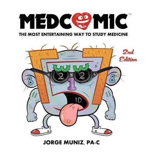 Medcomic: The Most Entertaining Way to Study Medicine, 2nd Edition