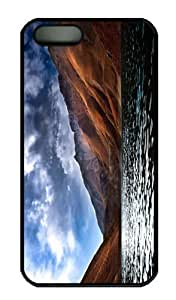 Case For Sam Sung Note 4 Cover - Customized Unique Design Lake View Hdr New Fashion PC Black Hard