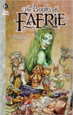 The Books of Faerie: Amazon co uk: Bronwyn Carlton, Peter Gross