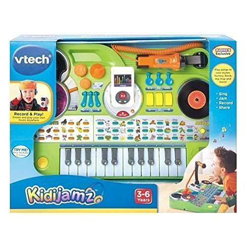 VTech Kidijamz Studio, Green - 2014 Exclusive